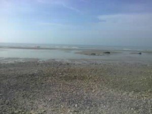 La plage de Wimereux
