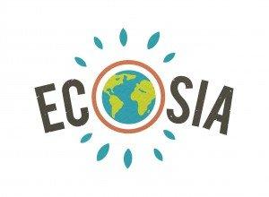 Logo du site Ecosia