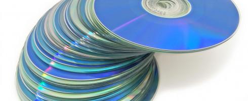 Les CDs et les DVDs sont synonymes de culture et… de charbon actif