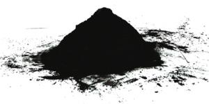 Charbon actif (Source SBF)