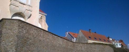 Nettoyage à Ambleteuse – La Slack : Sous le soleil, exactement !